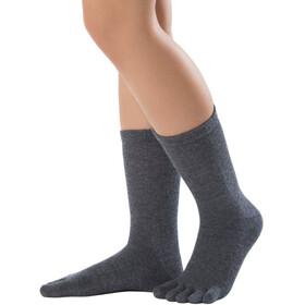 Knitido Cotton & Merino Melange Socks, gris